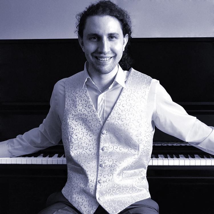 John Wiles Pianist - Home